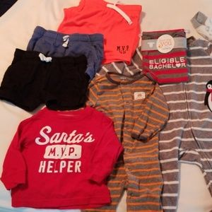 Baby clothes bundle 9months (like new) *no stains*